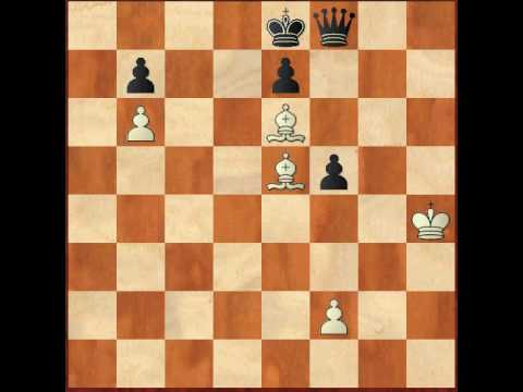 Powerful Domination in Endgame Study by Korolkov -1948 (White to move and win)