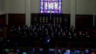 JSU Acapella choir - In His Care-O