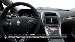 2015 Lincoln MKZ Test Drive