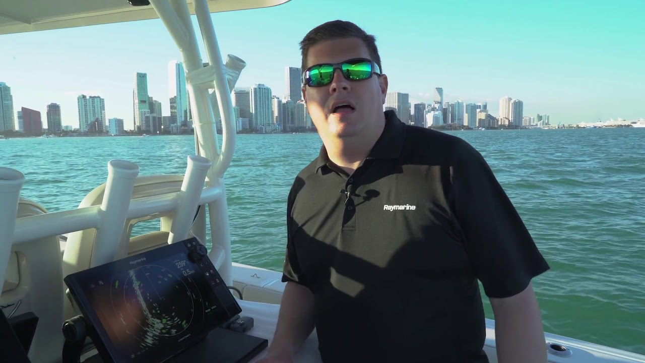 Introducing Raymarine Quantum™ 2 CHIRP Radar with Doppler Technology