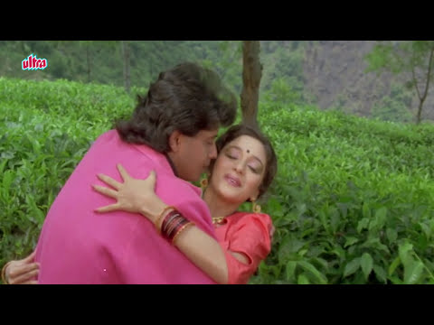 Pyar Se Bhi Zyada Tujhe, Asha Bhosle, Mohammed Aziz - Ilaaka Romantic Song
