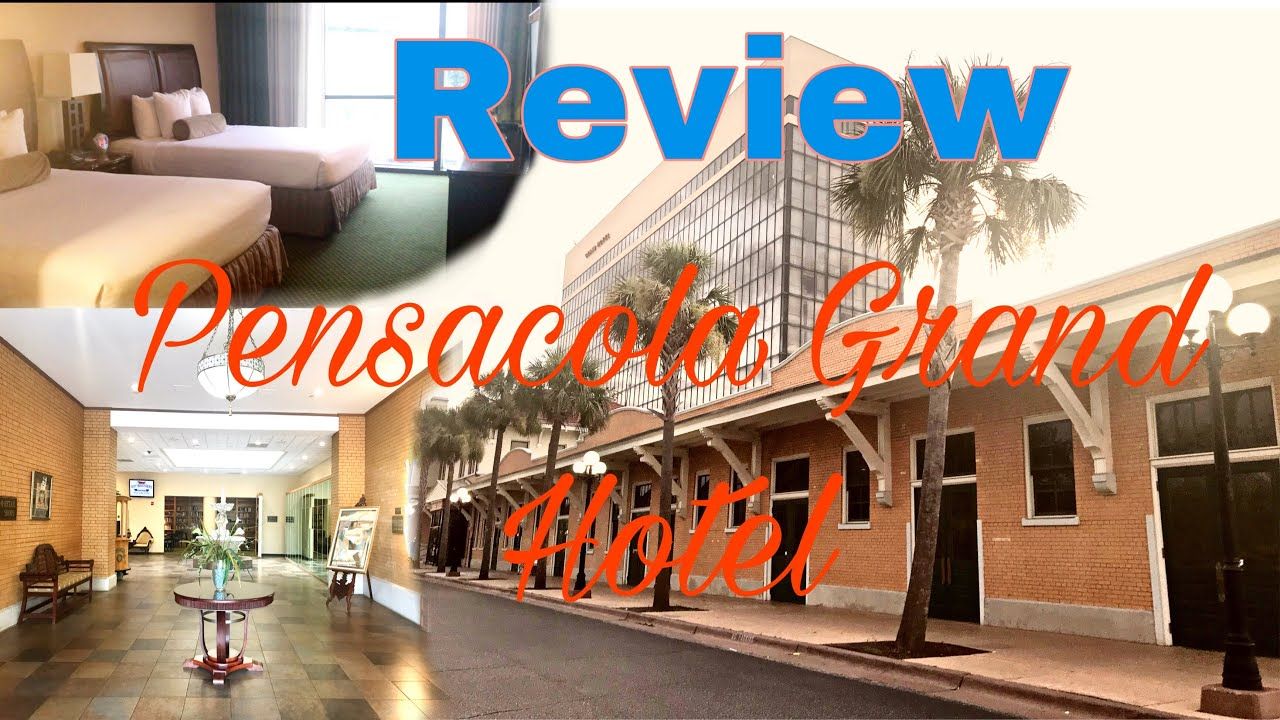 Review Pensacola Grand Hotel Florida Great Experience And Stayed Good Location By Super Dao Youtube