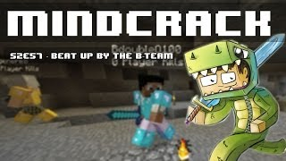 Minecraft: Mindcrack S2E57 - Beat Up By The B-Team!!
