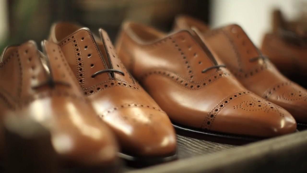Видео производство английской обуви фото 55-384