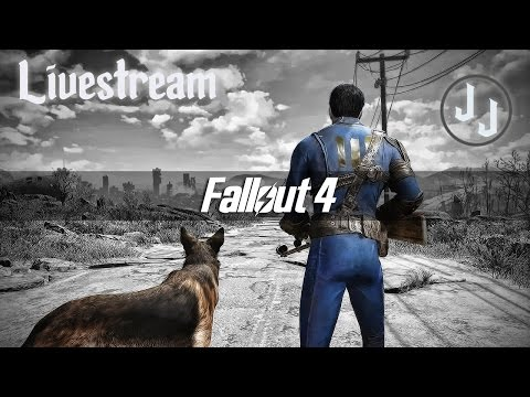 Fallout 4 (Survival) [PC] | Far Harbor (1440p, 60fps Livestream) Road to 300
