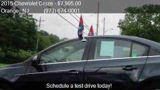 2015 Chevrolet Cruze 1LT Auto 4dr Sedan w/1SD for sale in Or