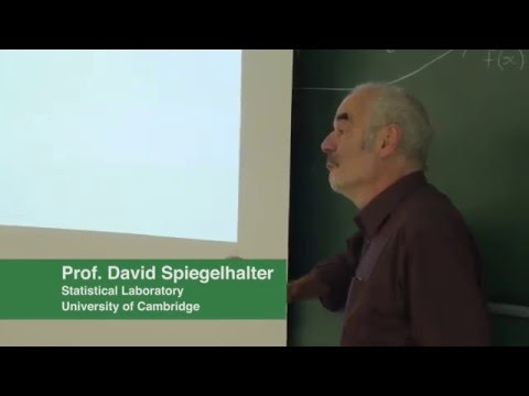 CMIST Seminar: Sex by Numbers - what statistics can, and can't, tell us about sexual behaviour