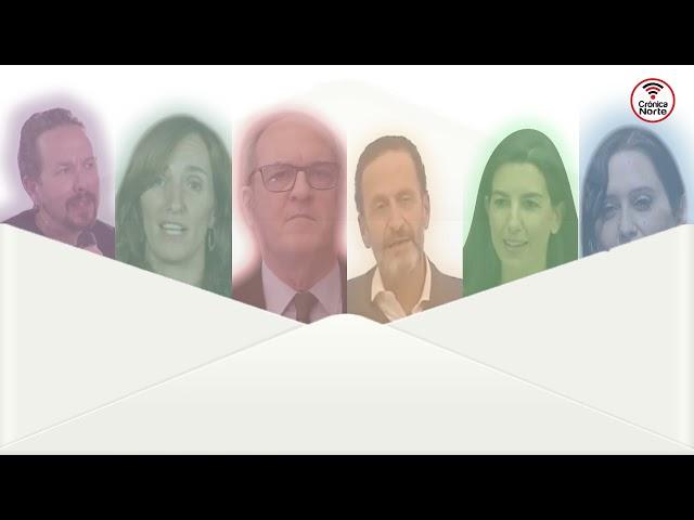 Cabecera elecciones en la Comunidad de Madrid 2021