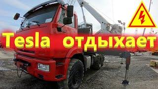 Автокран от розетки (обзор) — производство автокранов на Урале.