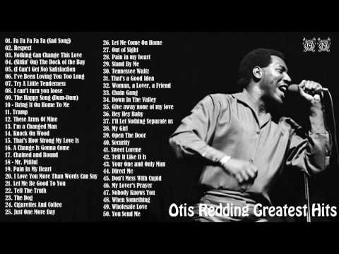 Otis Redding's 50 Biggest Songs Otis Redding Greatest Hits [Full Album]