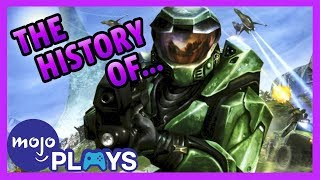 Halo Was Almost A Strategy Game for Mac! History of the Halo Franchise