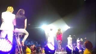 I'll Never Break Your Heart Backstreet Boys NKOTBSB Concert Manchester 24 April 2012