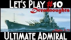 Der Stapellauf der Mighty Mo / Let's Play Ultimate Admiral: Dreadnoughts [deutsch] Alpha 3: Folge 10