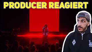 Producer REAGIERT auf Billie Eilish - when the party's over (Live From The Ellen Show/2019)