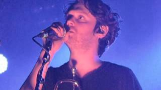 Beirut - Scenic World (Live @ St John-at-Hackney, London, 25/09/15)