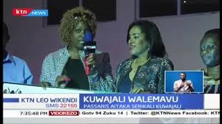 Esther Passaris atoa wito kwa serikali kuwajali walemavu