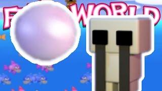 Unlocking The Secret Pearl Byte! [Ep. 12]   FNAF World : HARD MODE