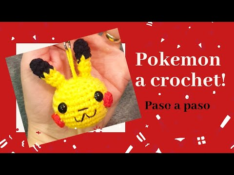 Amigurumi Pikachu pattern. Amigurumi Pokemon pattern. Crochet ... | 360x480