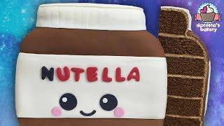 PASTEL DE NUTELLA GIGANTE | DACOSTA'S BAKERY