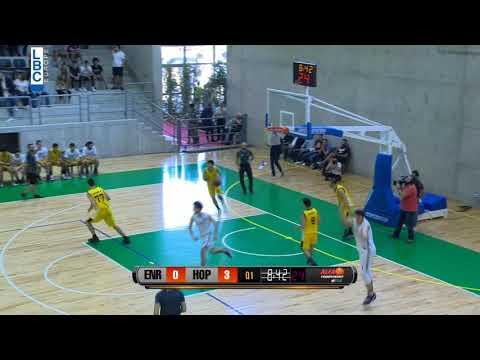 Elios Saad Dunk - Energy v/s Hoops - الانرجي والهوبس في نهائي بطولة لبنان للناشئين  - نشر قبل 16 ساعة