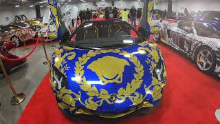 DJ Envy's 2019 celebrity car show