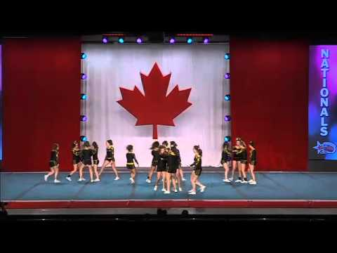 CE Nationals 2014 - IO4.2 - Pirate Athletics Cheer - Day 2