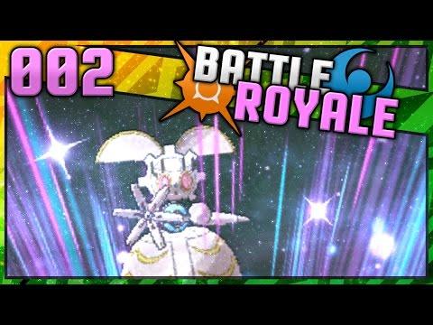 STOP FEEDING THE MAGEARNA!! [#002] Pokemon Sun & Moon Battle Royale