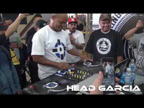 SOCO NA GANGRENA DJ HEAD GARCIA VS DJ MS