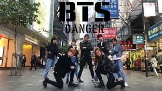 [ KPOP IN PUBLIC ] BTS (방탄소년단) - DANGER Dance Cover by CINQHK from Hong Kong