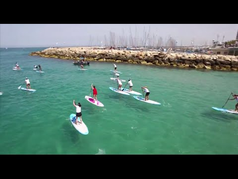 SAIL Tel Aviv - A Celebration of Beach & Water Sports