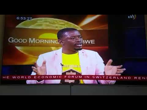 Good Morning Zimbabwe, Zimbabwe's National TV's Morning Show (Part 1)