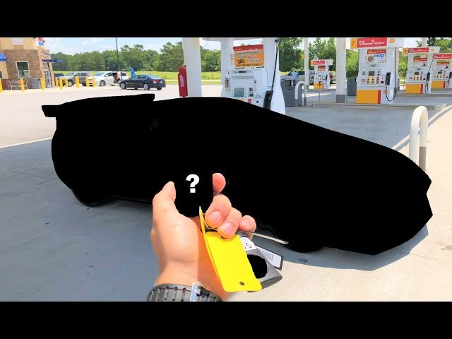 DRIVING 16 HOURS TO BUY MY BRAND NEW SUPERCAR!!! (AND DRIVING IT HOME!) *$144,000*