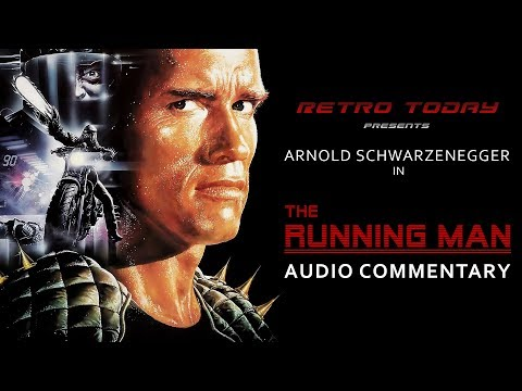 The Running Man 1987   Commentary