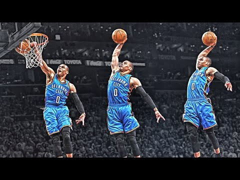 Watch the Top 5 Russell Westbrook Moments!