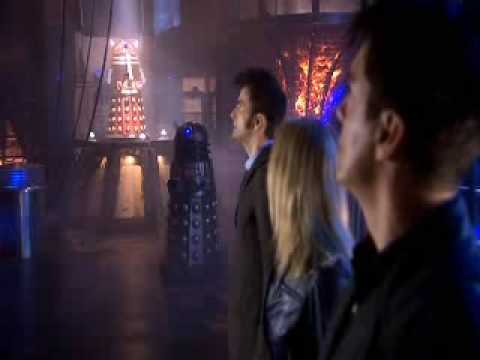 Doctor Who Journeys End Scene 5 - YouTube
