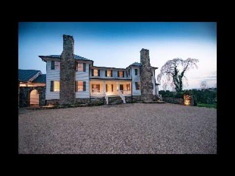 Exquisite Estate. Warrenton, Virginia. Presented By Will Thomas. Listing Link Below.