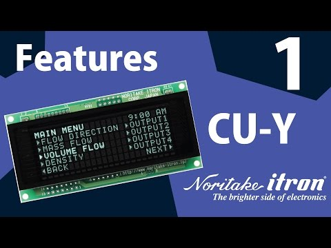 CU-Y Features