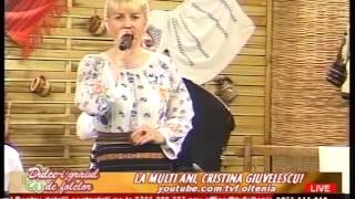 Sanda Argint - Omule de ce muncesti - LIVE 2015