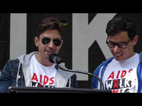 HIGHLIGHTS OF THE AIDS WALK 2016 PLUS PERFORMANCES