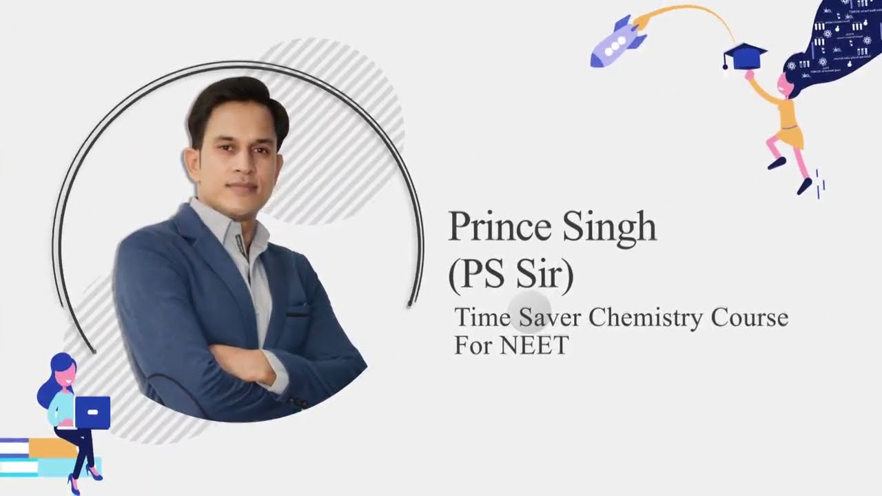 Ionic Equilibrium (Part-2) | Time Saver Course | Chemistry | NEET | Prince Singh (PS) Sir