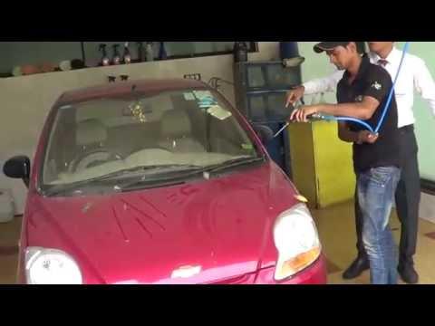 Dry Car Washing
