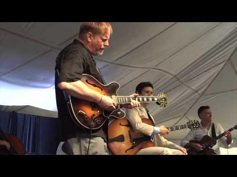 Guitar Summit, featuring Randy Napoleon, Dave Stryker, Peter Bernstein - Fungi Mama