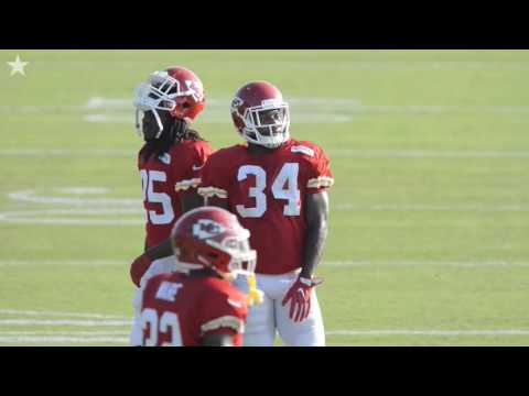 Chiefs Daily, Aug. 16: The return of Jamaal Charles