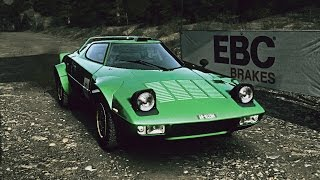 (DiRT Rally) Lancia Stratos - Exhaust Video