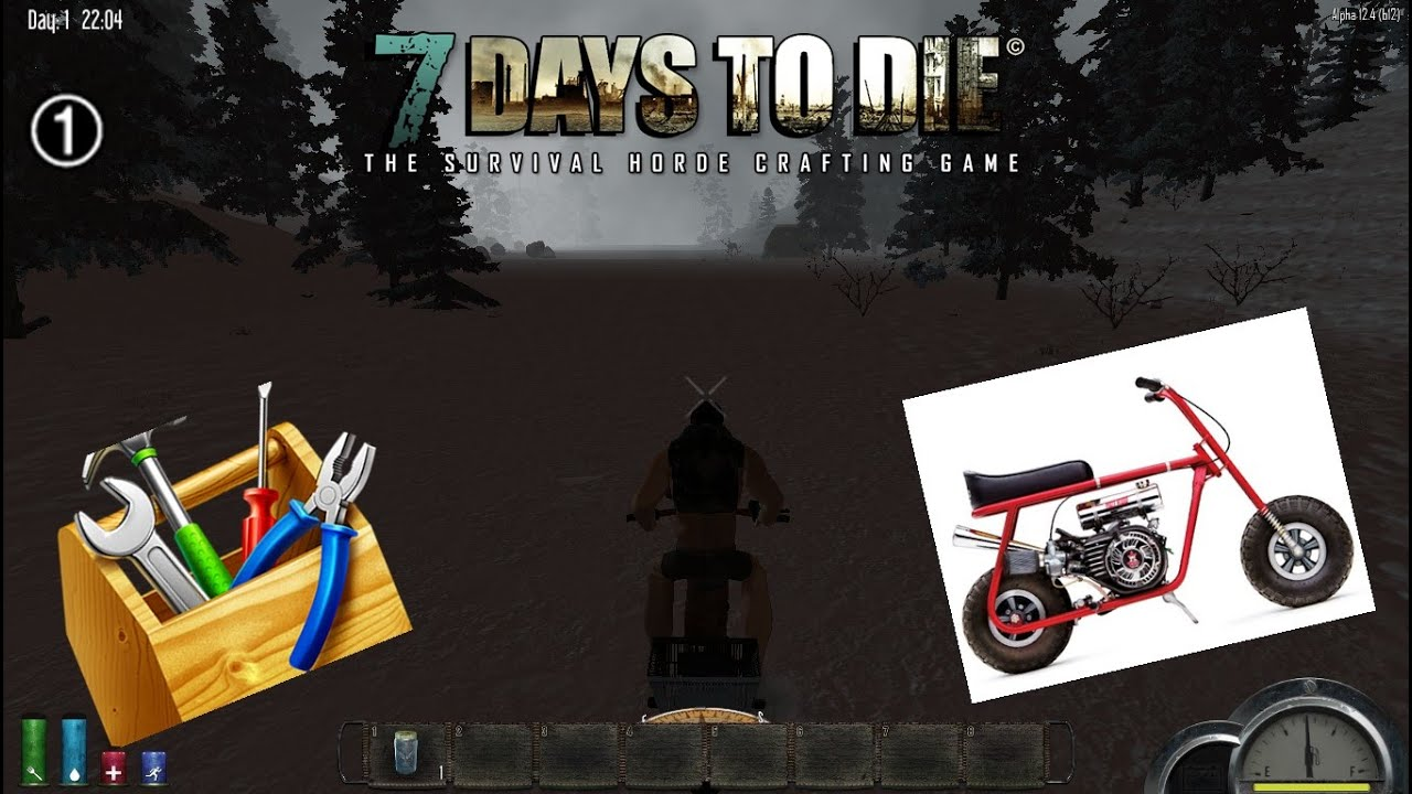 Days To Die Craft All Max