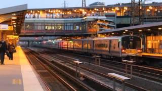 MTA New York City Subway Flushing Line & Long Island Railroad Action @ Woodside-61st Street