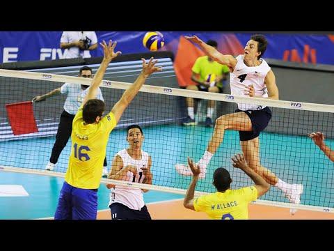 Download Brazil vs. USA | Craziest Comeback in Volleyball History | HD