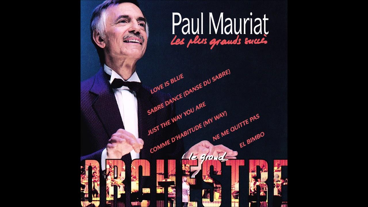 Paul Mauriat Gold Concert France 1991 Full Album Youtube