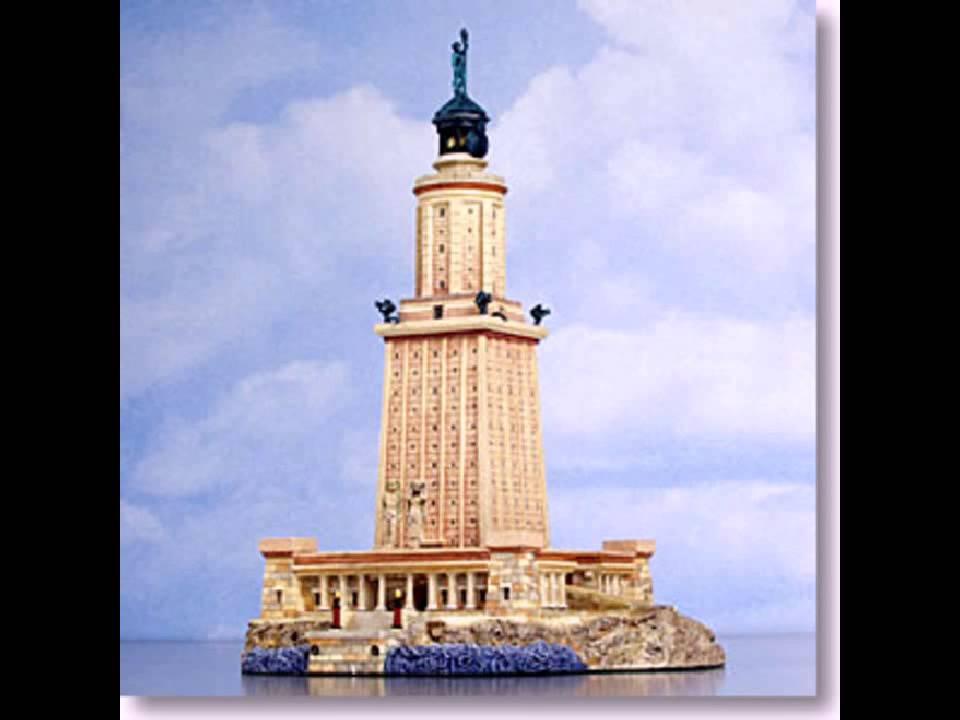 Фаросский маяк видео фото 243-469
