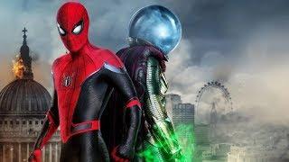 КЛИП К ФИЛЬМУ Человек-паук: Вдали от дома (2019)
